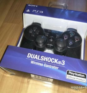 Джостик Оригинал Новый на PS3