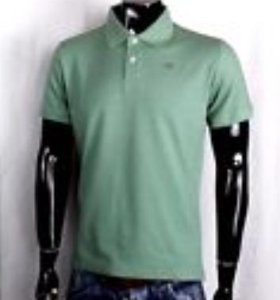 Tom Tailor футболка поло, фисташковый цвет