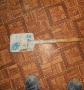 Лопата Вермахта саперная