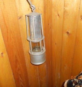 Лампа Каногонка