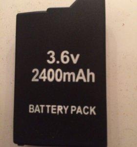 Батарея для psp
