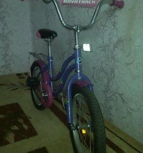 Велосипед Novatrack tetris