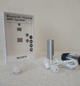 Новая блютуз стерео гарнитура Sony SBH56