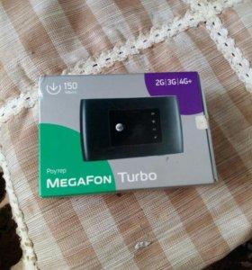 Роутер 4G Мегафон