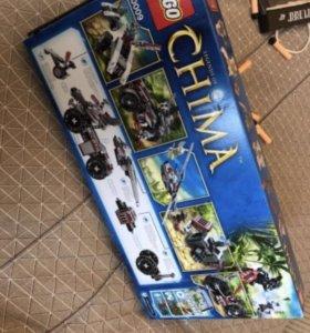 Лего legends of chima 70009