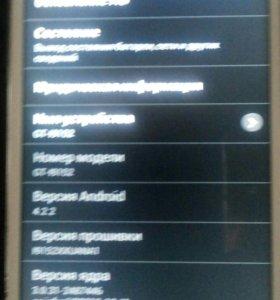 Телефон самсунг GT-i9152