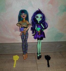 Сет из двух кукол Монстр Хай