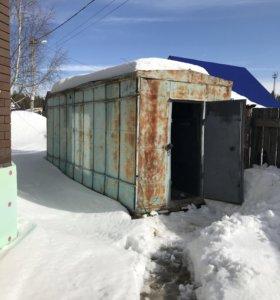 Строительный вагончик / Бытовка