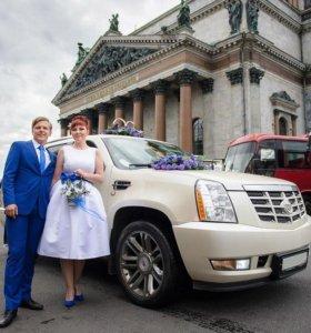Феноменальный 7-ми местный автомобиль на свадьбу