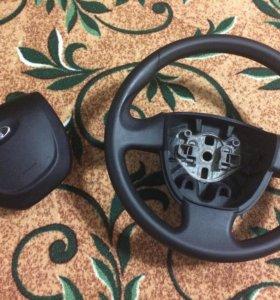 Руль и airbag от лада гранта
