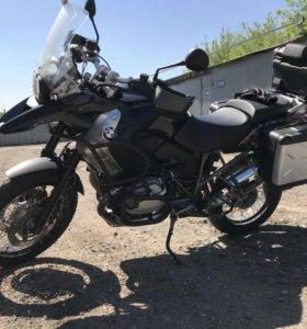 Bmw r 1200 gs 2011