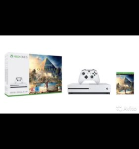NEW XBOX ONE S 500GB +ASSASSINS CREED