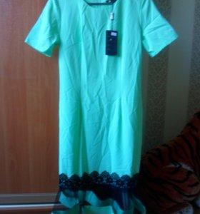 Платье новое рр 46
