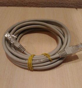 Кабель локальной сети 2м