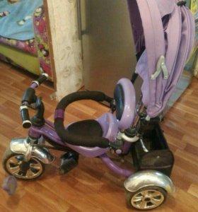 продаю детский велосипед, в отличном состоянии,воз