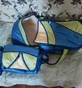 Переноска и сумка