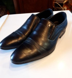 Новые туфли/ботинки мужские 43р