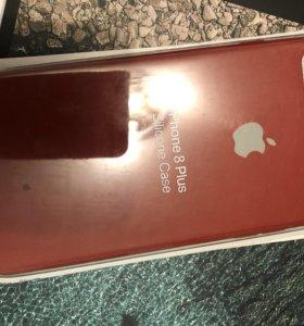 iPhone 7 Plus/ 8 Plus Silicone Case