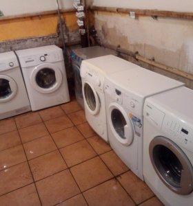 Большой выбор стиральных машин с гарантией