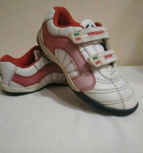 Легкие кроссовки для мальчика, размер 30