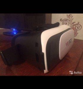 Очки виртуальной реальности !