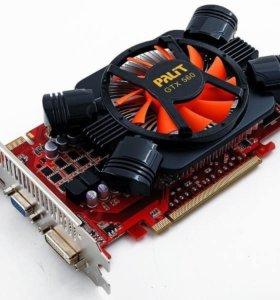 Geforce GTX 560. Доставка бесплатно
