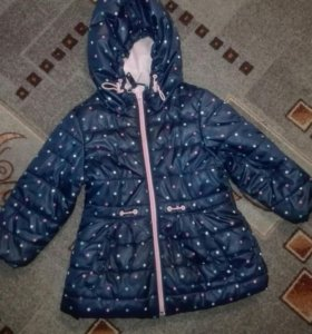Курточка OSTIN, демисезонная 18-24м.92р