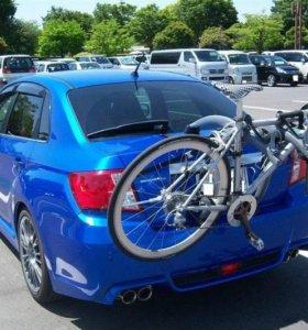 Крепление для велосипеда на автомобиль Terzo
