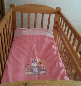 Экологически чистая кроватка