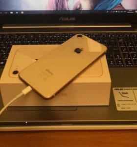 Обмен iPhone 8 256гб + беспроводной зарядник
