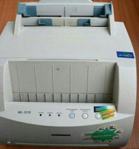 Samsung Самсунг ml-1210 принтер Пила stihl 018