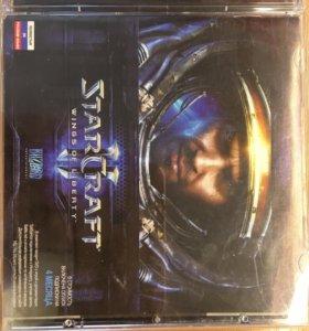 StarCraft-wings of Liberty
