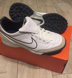 Шиповки Nike Tiempo