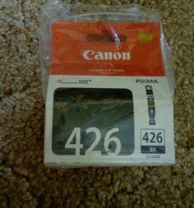 Картридж Canon pixma 426BK