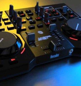 DJ пульт Hercules DJcontrol instinct