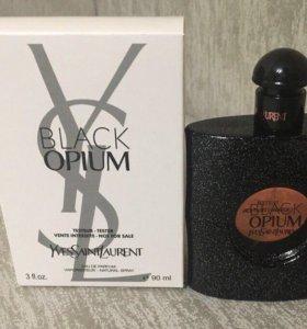 Black Opium Yves Saint Laurent. 100 ml. Edt