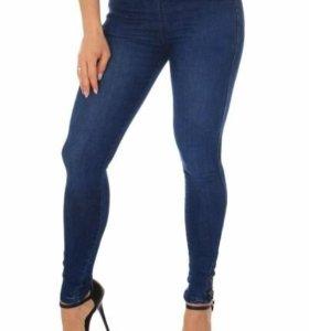 Новые джинсовые джеггинсы