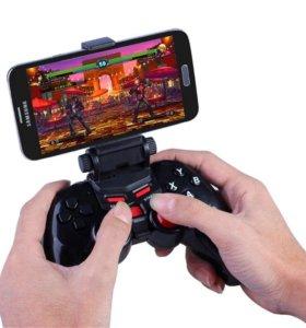 Беспроводной геймпад новый. Для Android/PC