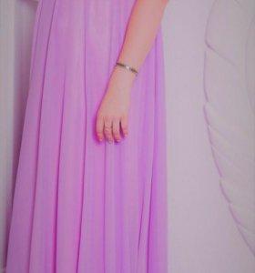 💜 Вечернее платье