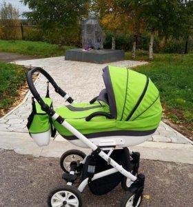 Детская коляска Gusio Carrera 3 в 1