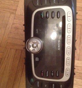 Оригинальная магнитола sony для автомобилей форд