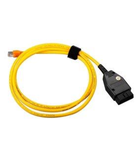 Диагностический кабель enet для BMW F-series