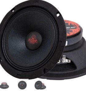 Громкие миды Gorilla Bass GBL65