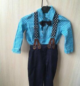Детский костюм на 1 год
