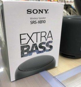 Продам срочно колонку Sony SRS-XB10