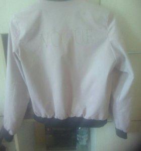 Куртка женская легкая новая р. 46