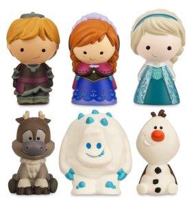 «Холодное сердце» (игрушки для купания)