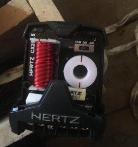 Кроссоверы hertz cx200.5