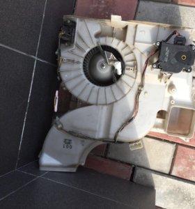 Задняя печка паджеро 3