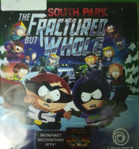 Саус парк the fractured but whole